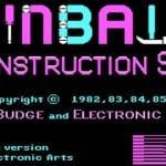 Pinball Construction Set