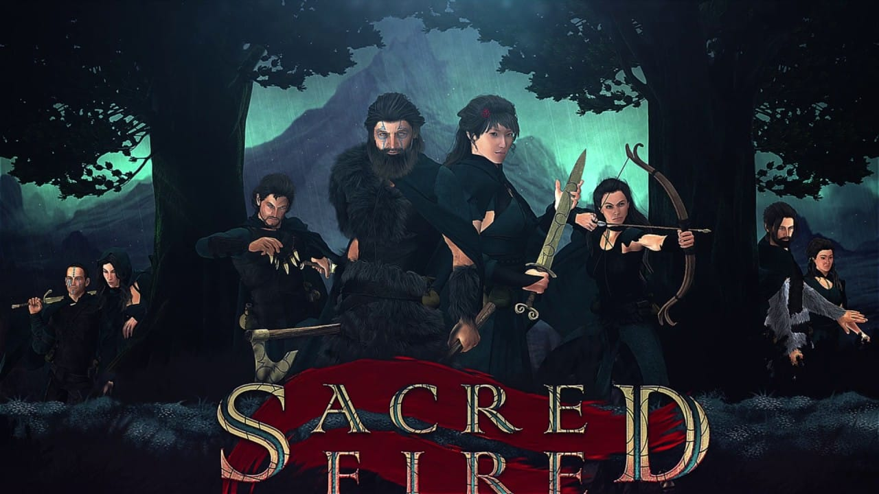 Sacred Fire A Role Playing Game statistics player count facts
